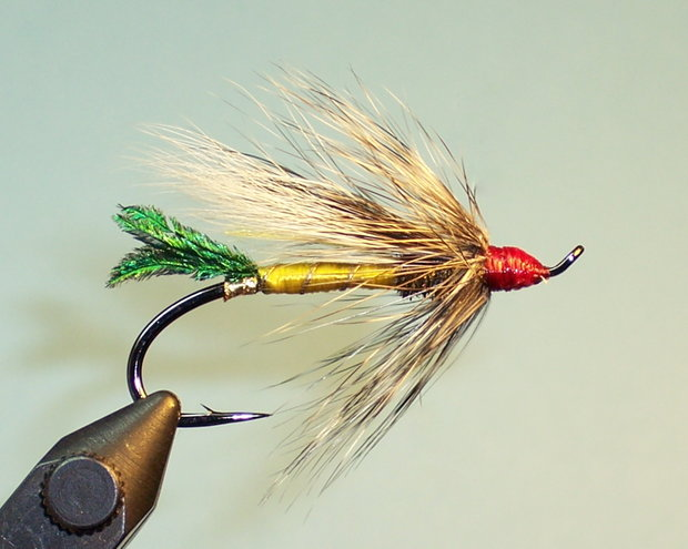 "An ""Ok"" Salmon Fly"